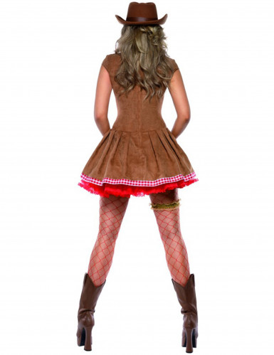 Sexy cowgirl kostuum voor vrouwen-1
