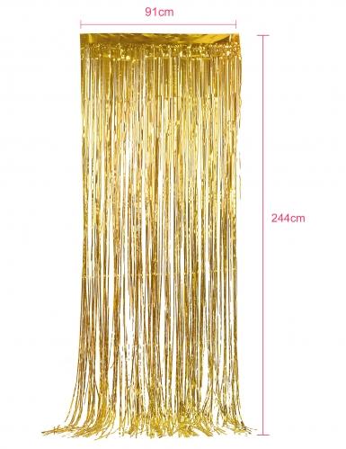 Gouden glittergordijn-1