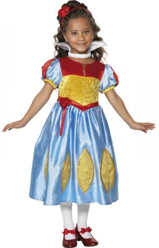 Sneeuwwitje kostuum voor meiden
