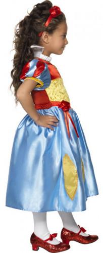Sneeuwwitje kostuum voor meiden-2