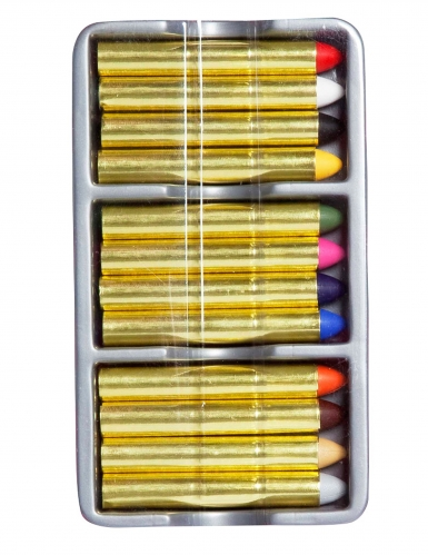 Set 12 schmink potloden