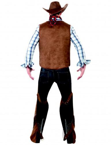 Cowboy wilde westen kostuum voor mannen-1