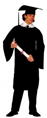 Gediplomeerd student outfit voor mannen