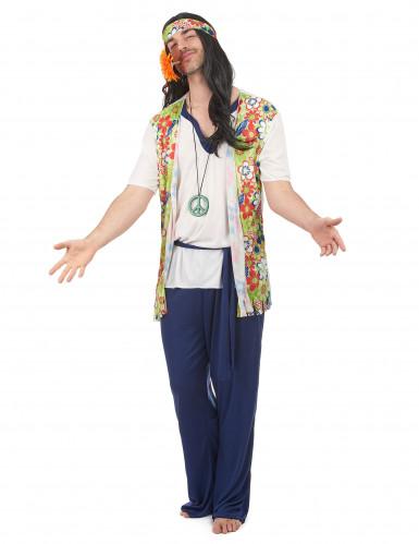 Hippie outfit voor mannen
