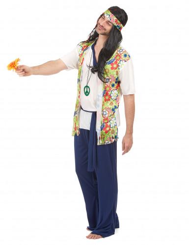 Hippie outfit voor mannen -1