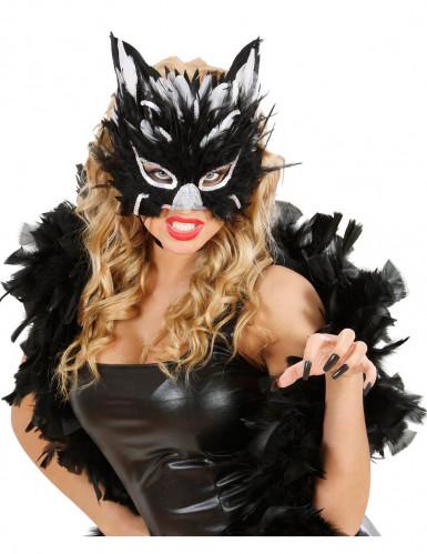 Kattenmasker voor volwassenen