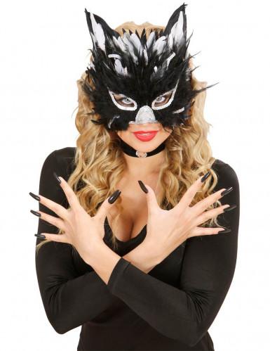 Kattenmasker voor volwassenen-1