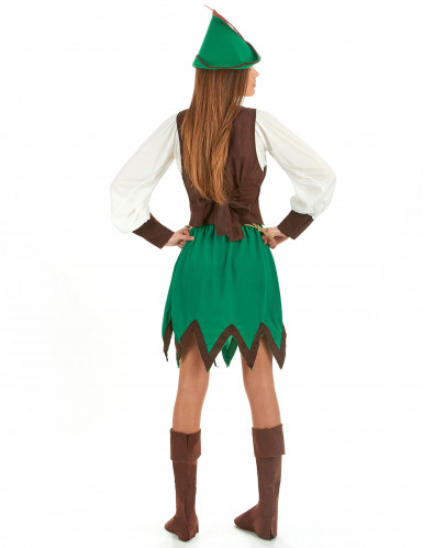 Robin Hood kostuum voor dames-2