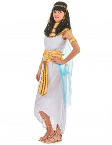 Miss Cleo Egyptische koningin outfit voor vrouwen-1