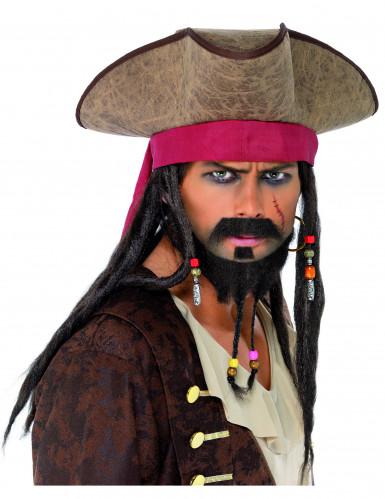 Piratenhoed voor mannen