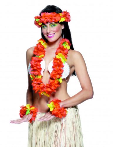 Rode Hawaï-kit