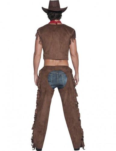Sexy cowboypak voor mannen-2