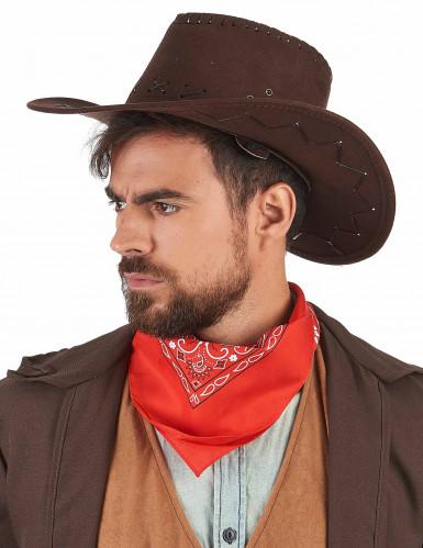 Bruine cowboyhoed-1