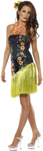 Hawai vrouwen outfit