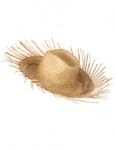 Strooien hoed-1