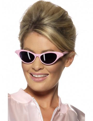 Roze bril voor volwassenen