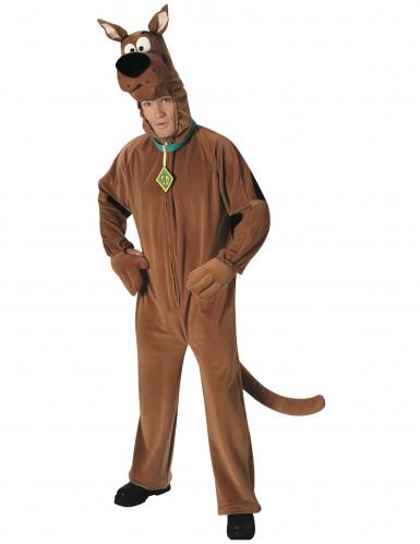 Scooby-doo™ kostuum voor volwassenen