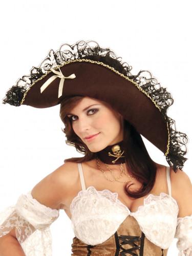 Piratenhoed voor vrouwen