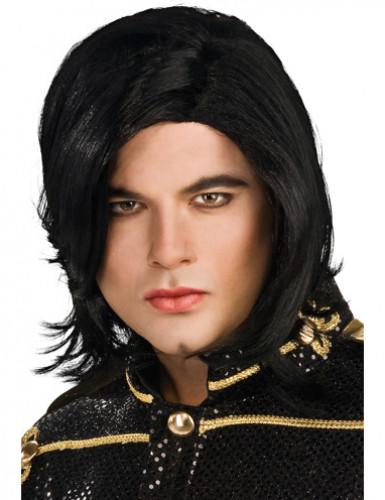 Michael Jackson™-pruik voor mannen