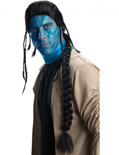 Pruik van Jake Sully Avatar™ voor mannen