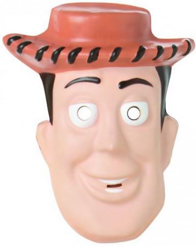 Masker van Woody Toy Story™ voor kinderen