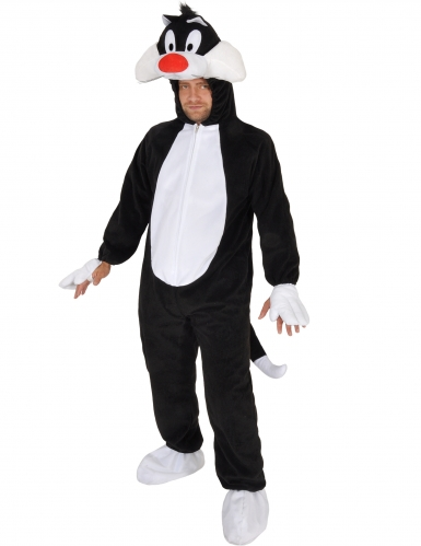 Sylvester™ Looney Tunes kostuum voor volwassenen