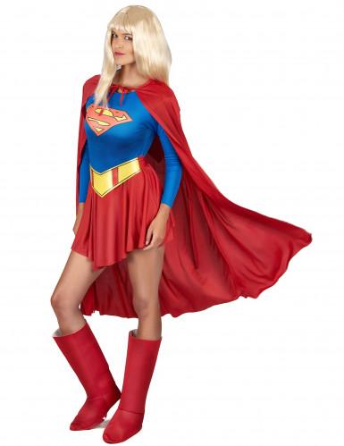 Supergirl™ kostuum voor dames-1