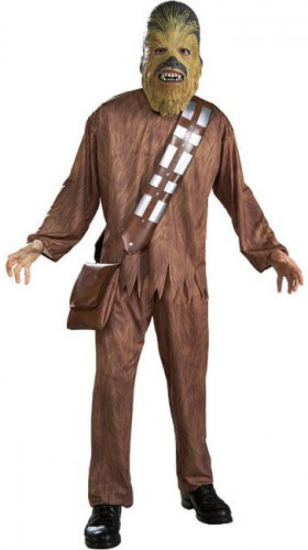 Chewbacca ™ kostuum voor mannen Star Wars ™