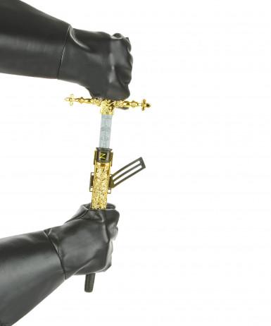 Gouden Zorro ™ Dolk-1