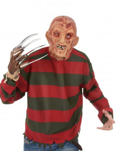 Freddy Krueger™ masker voor volwassenen