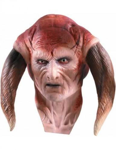 Jedi Saesee Tiin™ Star Wars™ masker voor volwassen