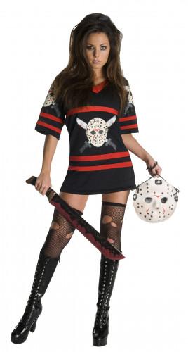 Jason Friday the 13th™ kostuum voor vrouwen