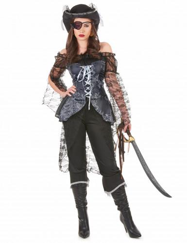 Zeerover outfit voor dames