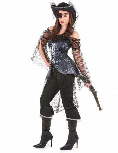 Zeerover outfit voor dames-1