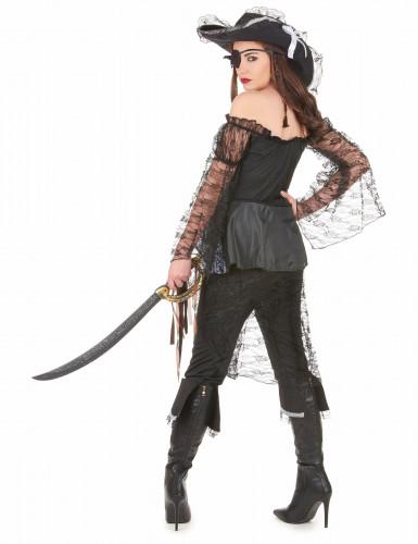 Zeerover outfit voor dames-2