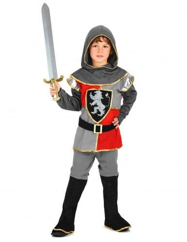 Middeleeuwse ridder outfit voor jongens