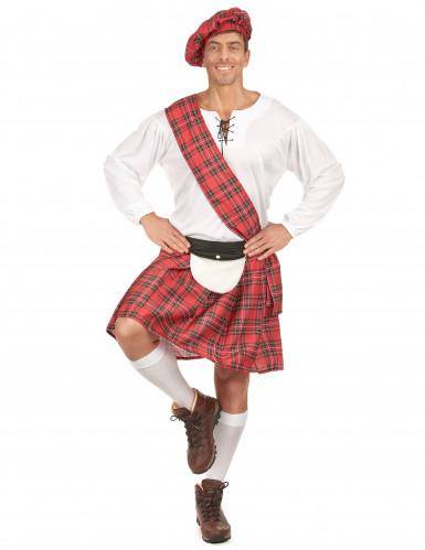 Schots kostuum voor heren