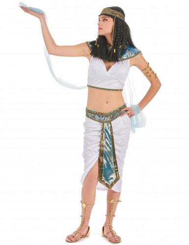 Egyptische koniginnen pak voor vrouwen