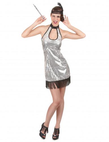 Retro jaren 20 kostuum voor vrouwen