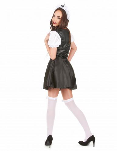 Kamermeisje kostuum voor dames-2