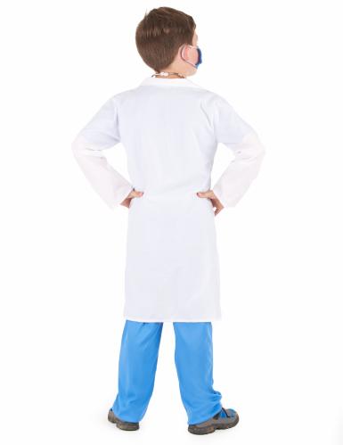 Dokter kostuum voor jongens-2