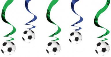 Voetbal decoratie om op te hangen