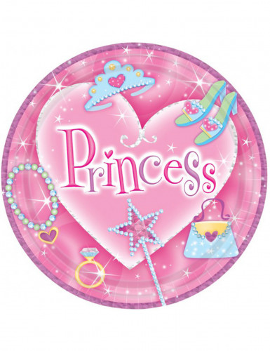 8 prinsessen borden