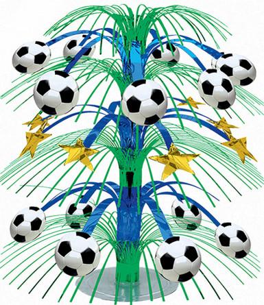 Voetbal tafelstuk