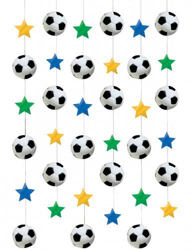 Voetbal versiering om op te hangen