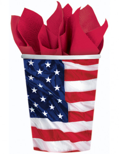 USA bekers