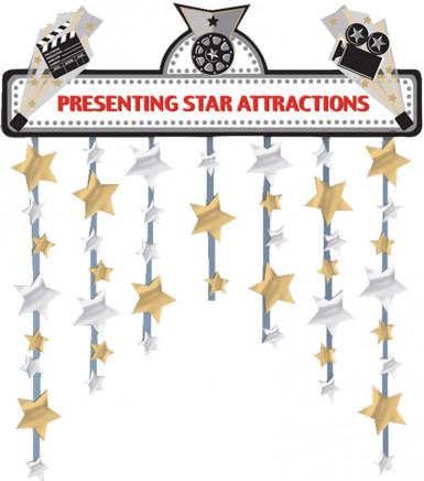 Deurversiering sterren Hollywood