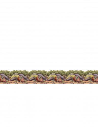 Reptiel muurversiering