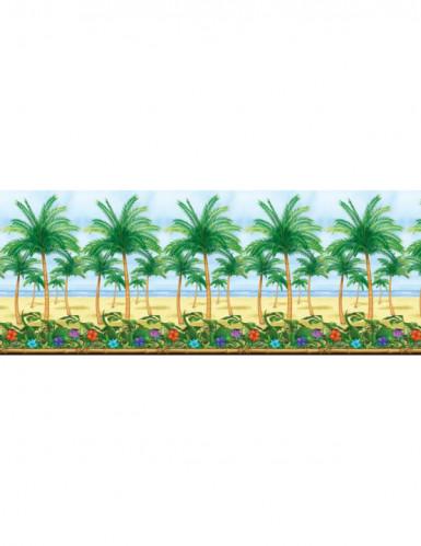 Scenesetter palmbomen op strand