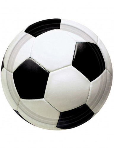 8 voetbal bordjes